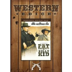 Pat Garret a Billy Kid SE DVD / PatGarretaBillyK
