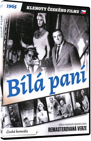 The White Lady/Bila pani Remastered - czechmovie