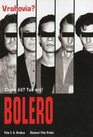Bolero - czechmovie