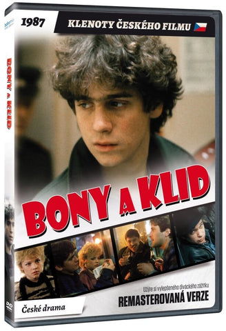 Bony a klid Remastered DVD