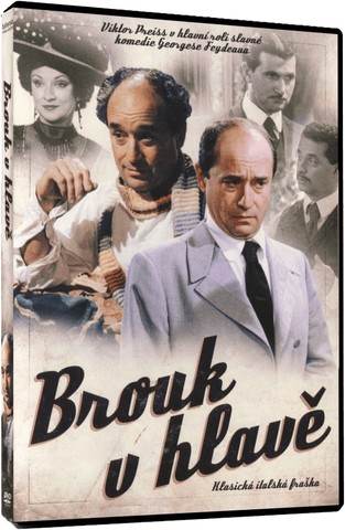 Brouk v hlave - czechmovie