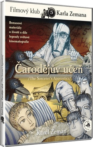 The Sorcerer's Apprentice/Carodejuv ucen - czechmovie