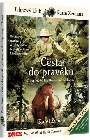 Karel Zeman: Journey to the Beginning of Time/Cesta do praveku - czechmovie