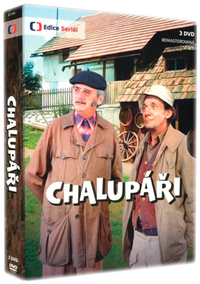 The Cottagers/Chalupari 3x DVD Remastered