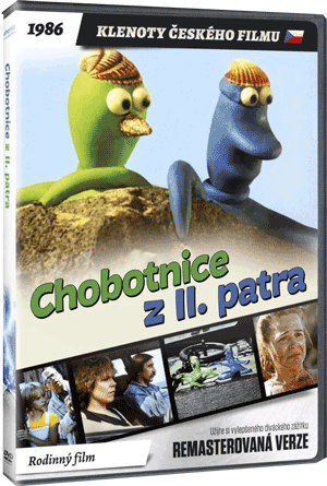 The Octopuses from the Second Floor/Chobotnice z II. patra Remastered DVD