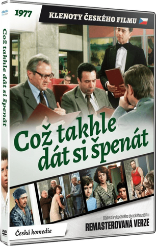 What About Having Spinach/Coz takhle dat si spenat Remastered - czechmovie