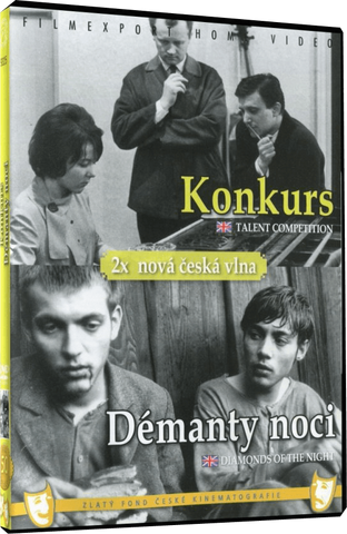 Diamonds of the Night + Talent Competition/Demanty noci + Konkurs - czechmovie