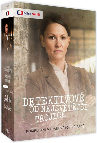 Detectives from the Holy Trinity 6x DVD Collection