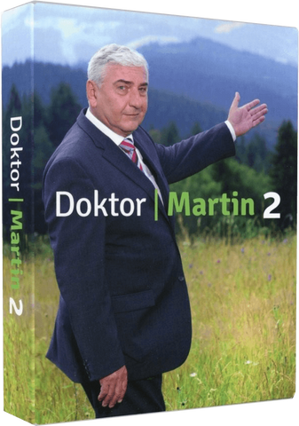 Doktor Martin 2. 4x DVD - czechmovie