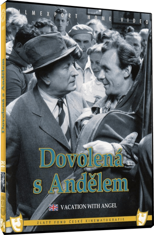 Holiday with Angel/Dovolena s Andelem - czechmovie