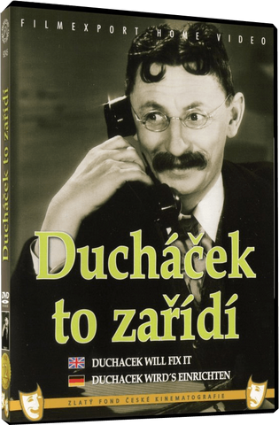 Duchacek Will Fix It/Duchacek to zaridi - czechmovie