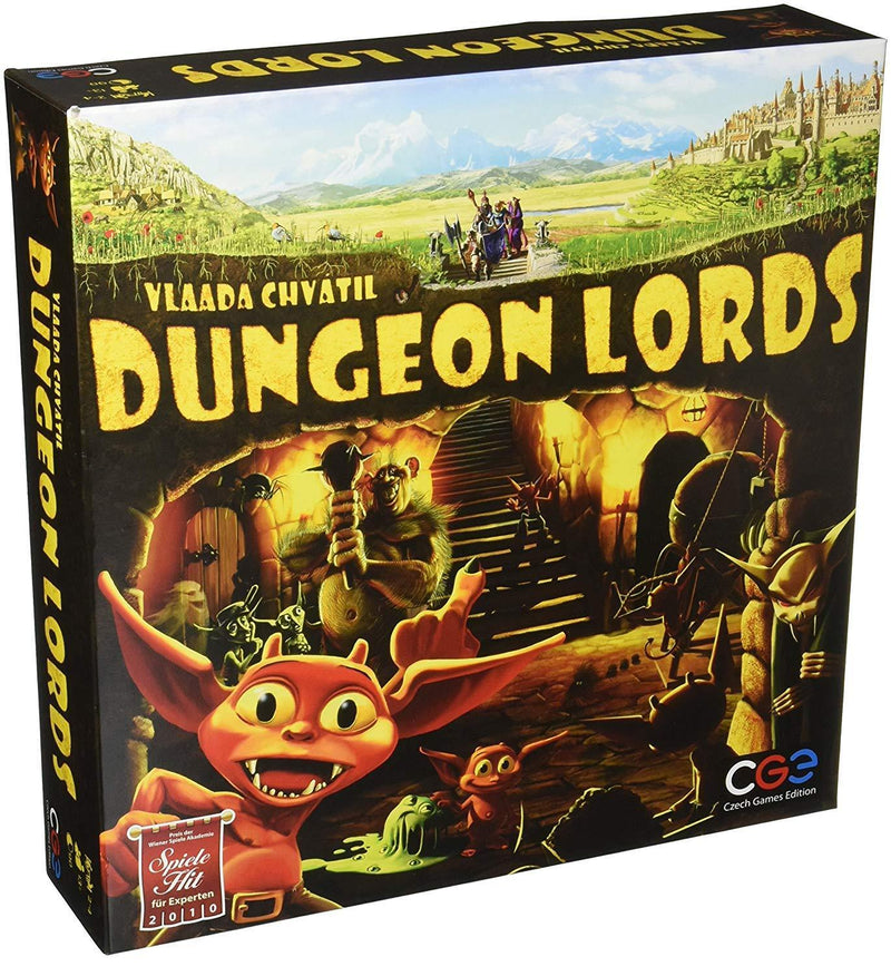 Dungeon Lords / base game