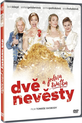 Two brides and one wedding/Dve nevesty a jedna svatba