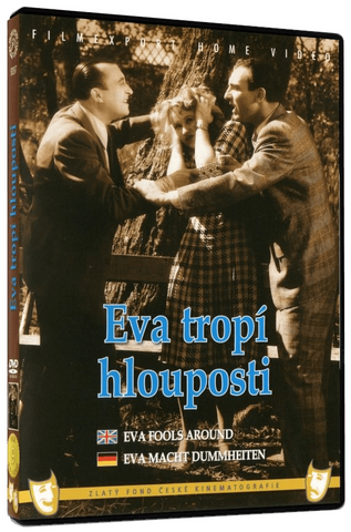 Eva Fools Around/Eva tropi hlouposti - czechmovie
