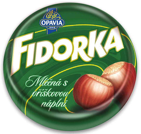Opavia Fidorka 30g (Pack of 5)