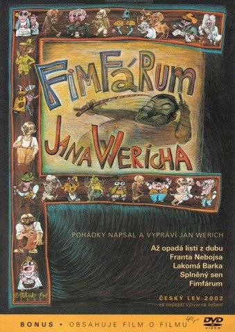 Fimfarum Jana Wericha - czechmovie