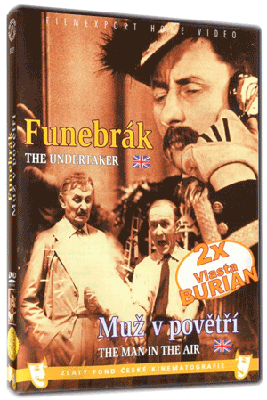 The Undertaker+The man in the air/Funebrak +Muz v povetri