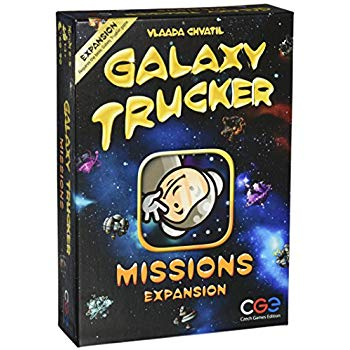 Galaxy Trucker: Missions / expansion