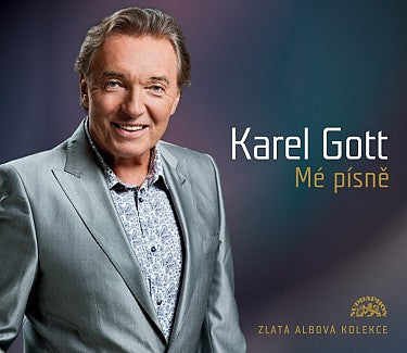 Karel Gott : My songs - Golden album collection 36CD