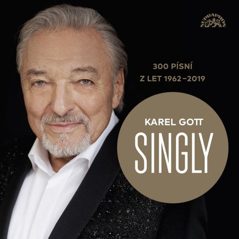 Karel Gott : Singles / 300 songs from 1962-2019