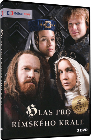 A Vote for the King of the Romans/Hlas pro rimskeho krale 3x DVD - czechmovie
