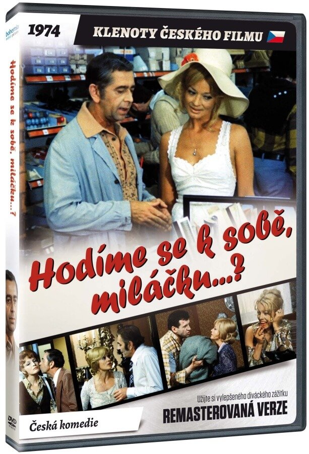 Darling, Are We a Good Match...?/Hodime se k sobe, milacku...? Remastered DVD