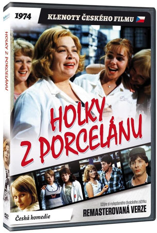 Girls from a Porcelain Factory/Holky z porcelanu Remastered DVD
