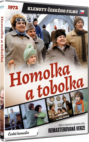 Homolka and Pocketbook/Homolka a Tobolka Remastered - czechmovie