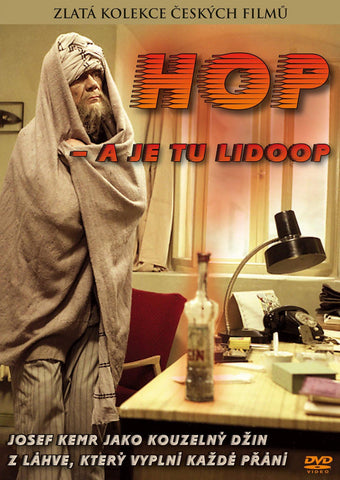 Hop... and there is Anthropoid/Hop a je tu lidoop - czechmovie