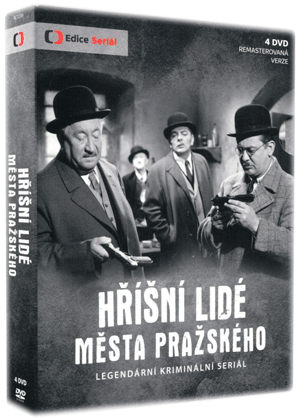 The Sinful People of Prague/Hrisni lide mesta prazskeho Remastered 4x DVD