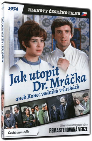 How to Drown Dr. Mracek/Jak utopit dr. Mracka Remastered - czechmovie