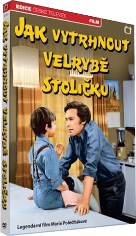 How to Pull Out a Whale's Tooth/Jak vytrhnout velrybe stolicku - czechmovie