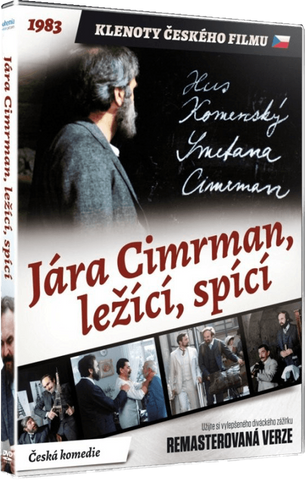 Jara Cimrman Lying, Sleeping/Jara Cimrman lezici, spici Remastered - czechmovie