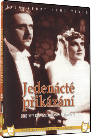 The Eleventh Commandment/Jedenacte prikazani - czechmovie