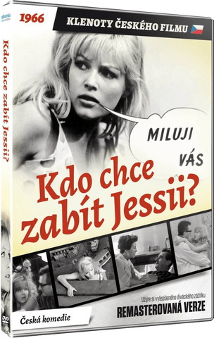 Who Wants to Kill Jessie?/Kdo chce zabit Jessii? Remastered - czechmovie