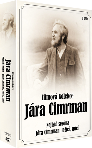 Collection Jara Cimrman An Uncertain Season/Nejista sezona+Jara Cimrman Lying, Sleeping/Jara Cimrman lezici, spici Remastered