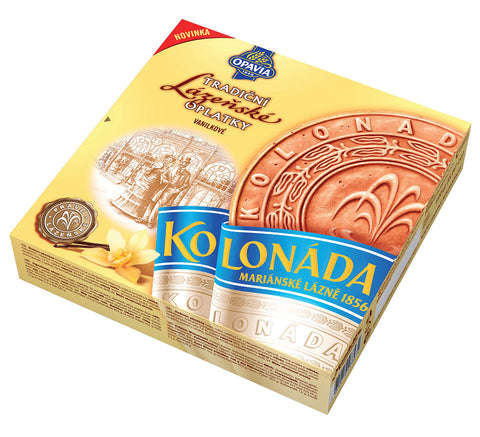 Opavia Kolonada Spa Round Wafers 200g (Pack of 3)