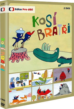 Kosi bratri 2x DVD - czechmovie