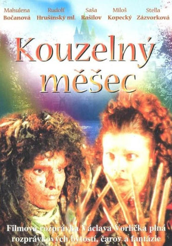 The Magic Book/Kouzelny mesec