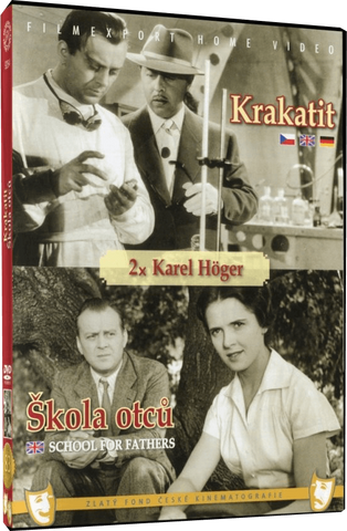 Krakatit+School for Fathers/Krakatit+Skola otcu - czechmovie