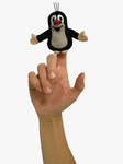 Little Mole finger puppet 8cm - czechmovie