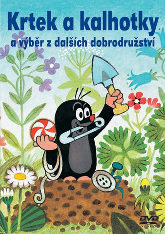 Little Mole and the Panties/Krtek a kalhotky - czechmovie