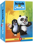 The Little Mole and Panda/Krtek a Panda 4x DVD 1-4