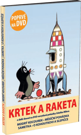 The mole and the rocket/Krtek a raketa