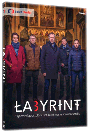 The Labyrinth 3./Labyrint 3. 2x DVD