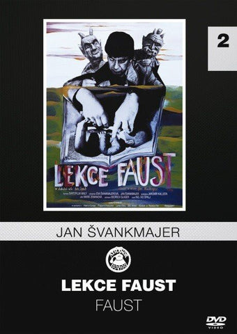 Lesson Faust/Lekce Faust - czechmovie
