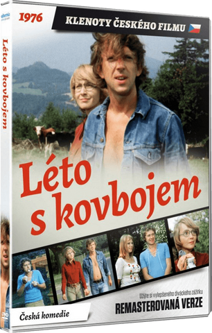 Summer with cowboy/Leto s kovbojem Remastered - czechmovie