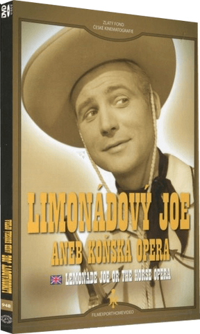 Lemonade Joe or Horse Opera/Limonadovy Joe aneb konska opera - czechmovie