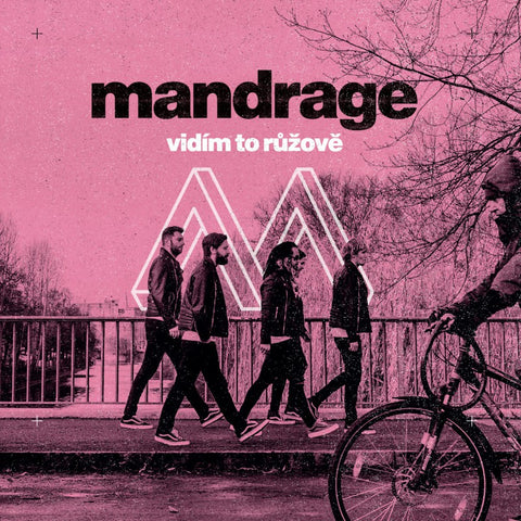 Mandrage : Vidim to ruzove CD