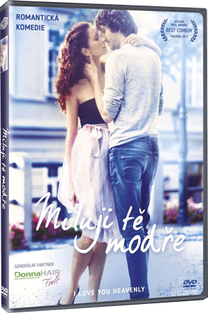 I Love You Heavenly/Miluji te modre - czechmovie